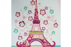 PARIS パリ size:841×594mm