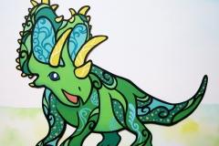 ペンタケラトプス Pentaceratops