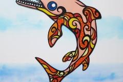 魚竜 イクチオサウルス Ichthyosaurus