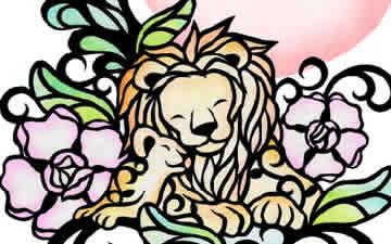 『動物親子シリーズ』Animal Parent and child(12作品)